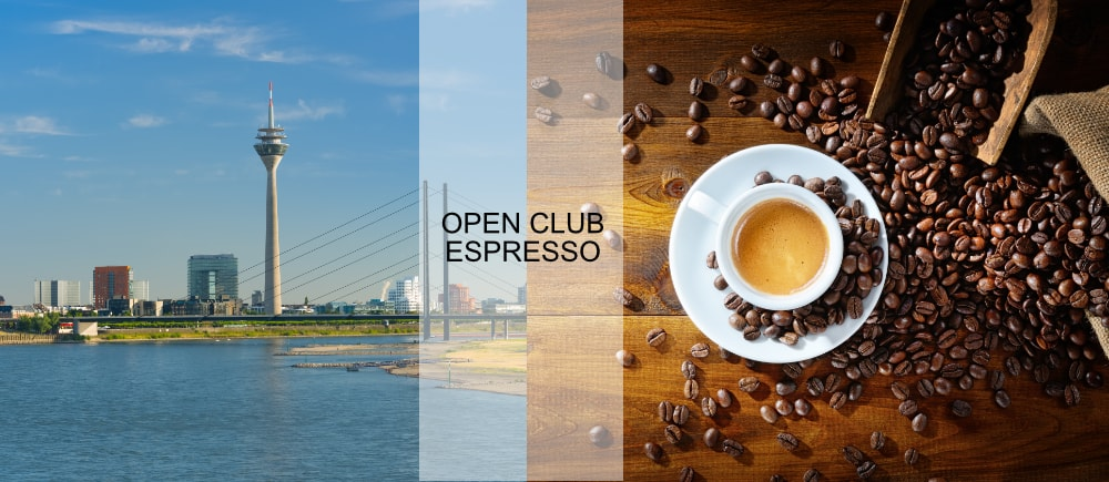 Open Club Espresso (Düsseldorf) - September