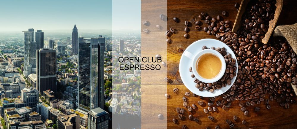 Open Club Espresso (Frankfurt) - September