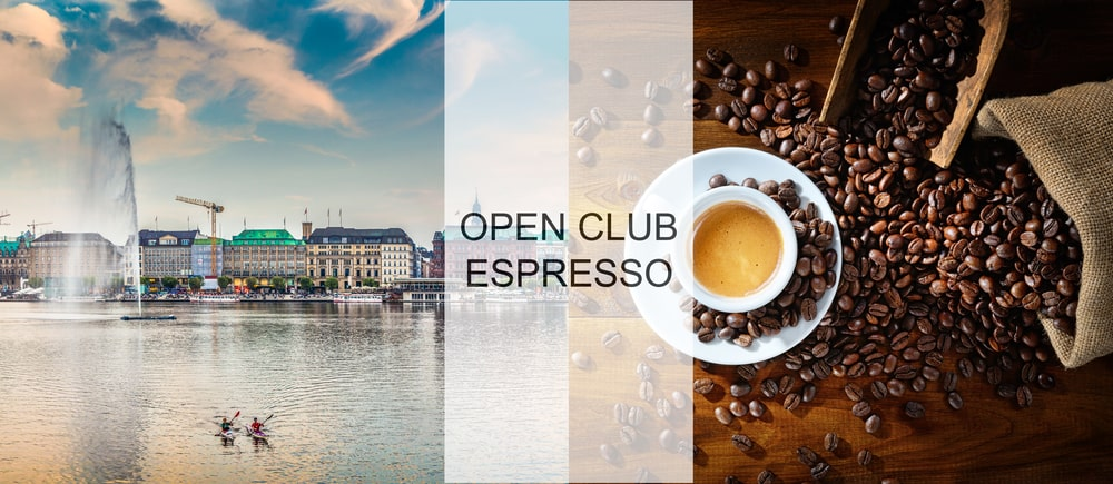 Open Club Espresso (Hamburg) - Mai