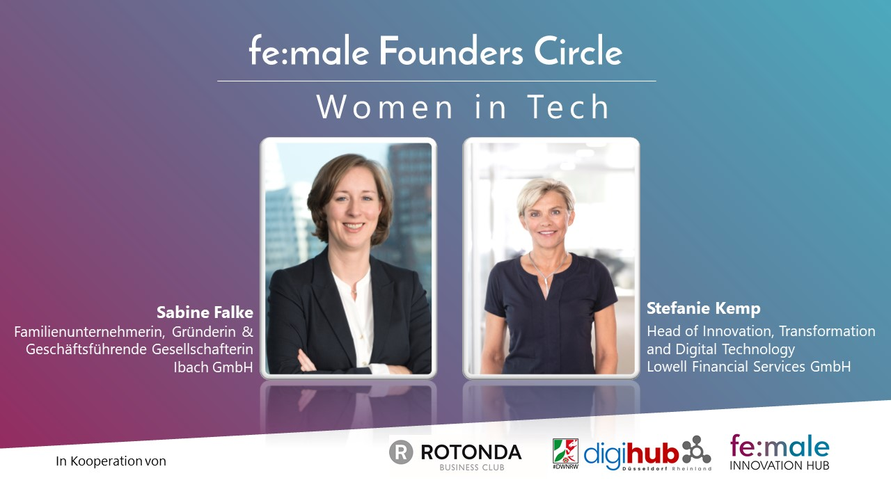 fe:male Founders Circle