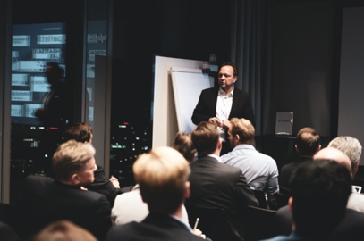 Start-up Woche: MASTERCLASS ANGEL INVESTING