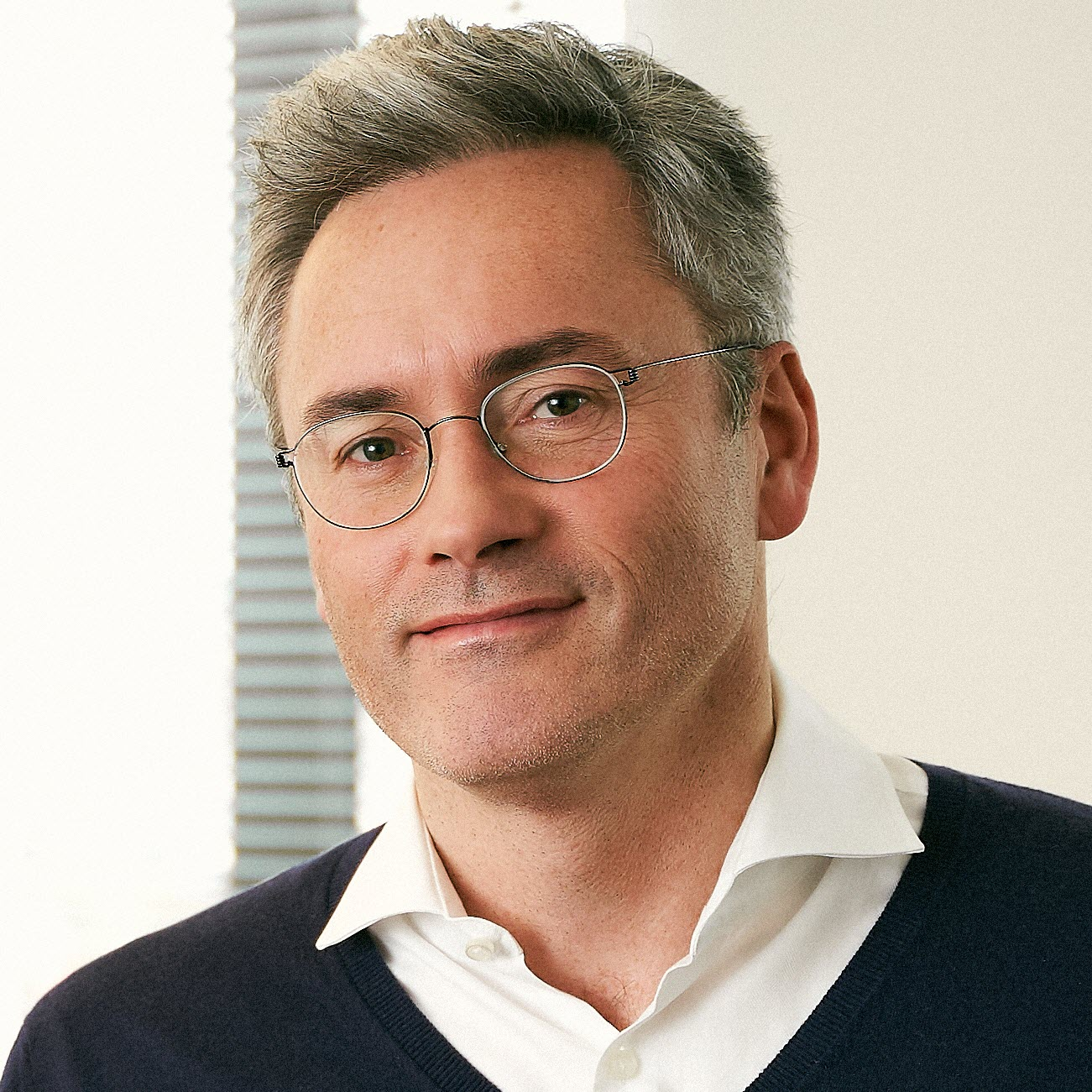Rotonda manager lounge: Brille24 Geschäftsführer Christophe Hocquet: Von Tech zum Deep-Tech