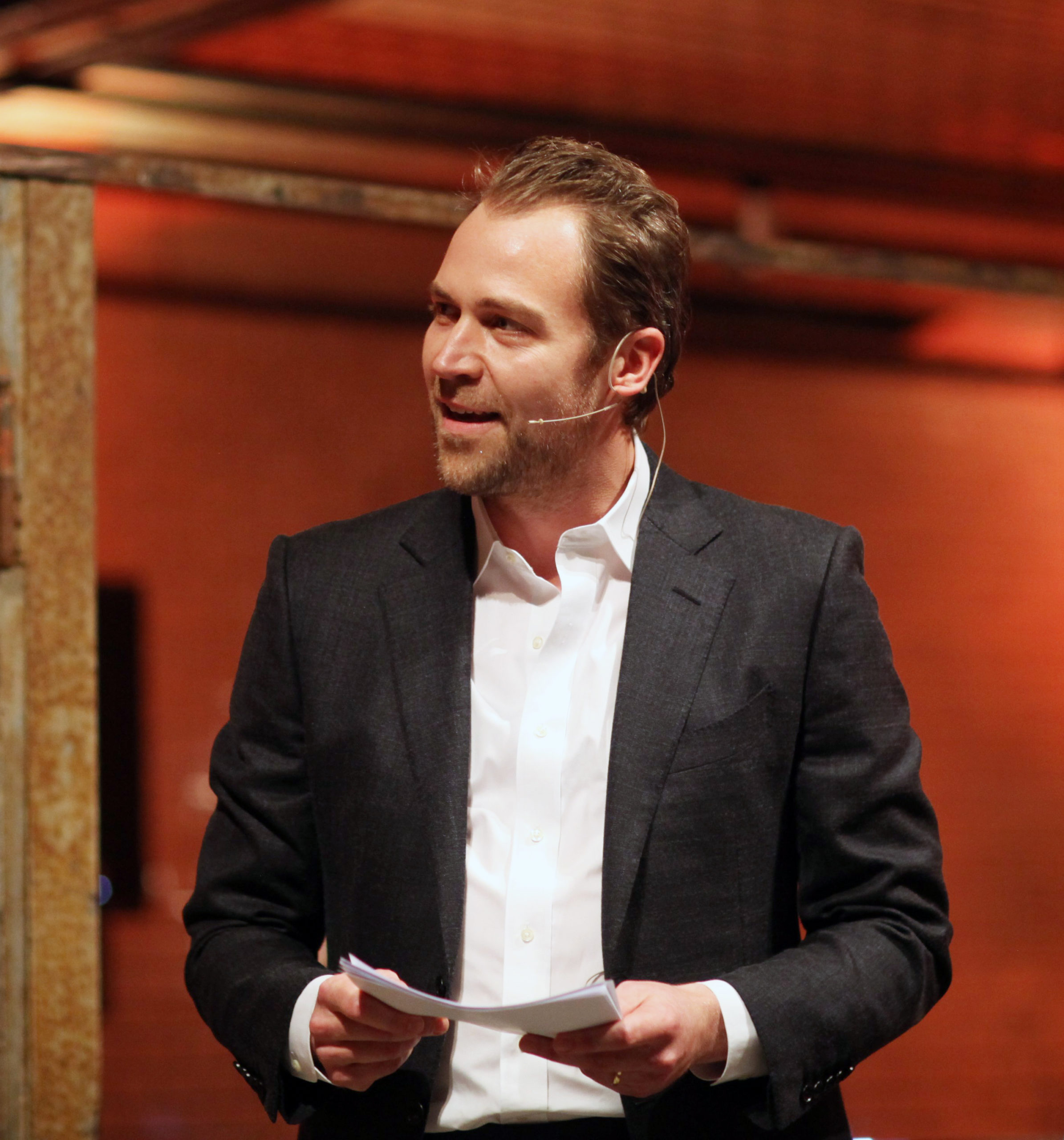 #earlyurbantalk by GIRA-Immobilienfrühstück - zu Gast: Martin Henn, Geschäftsführer Head of Design, Architekturbüro HENN