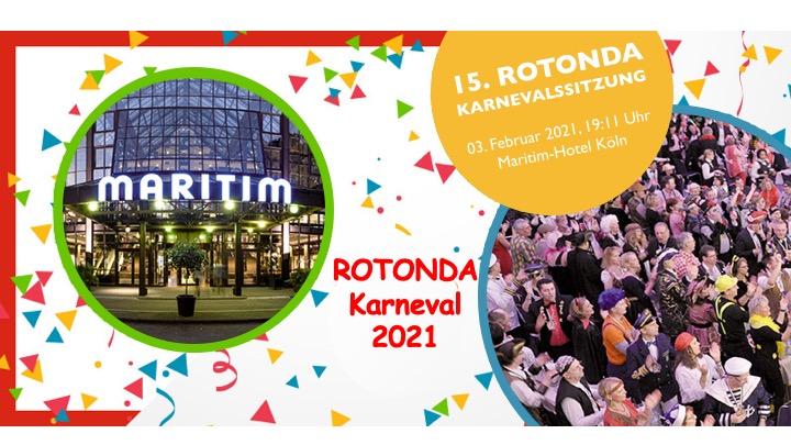 15. ROTONDA Karnevalssitzung