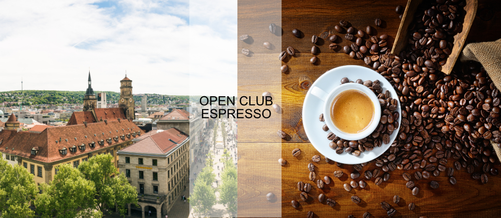 Open Club Espresso (Stuttgart) - April