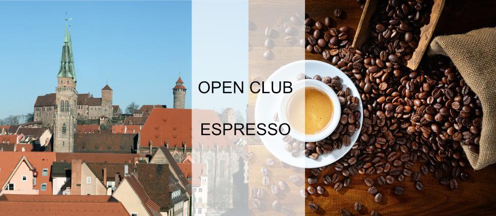 Open Club Espresso (Nürnberg) - Mai