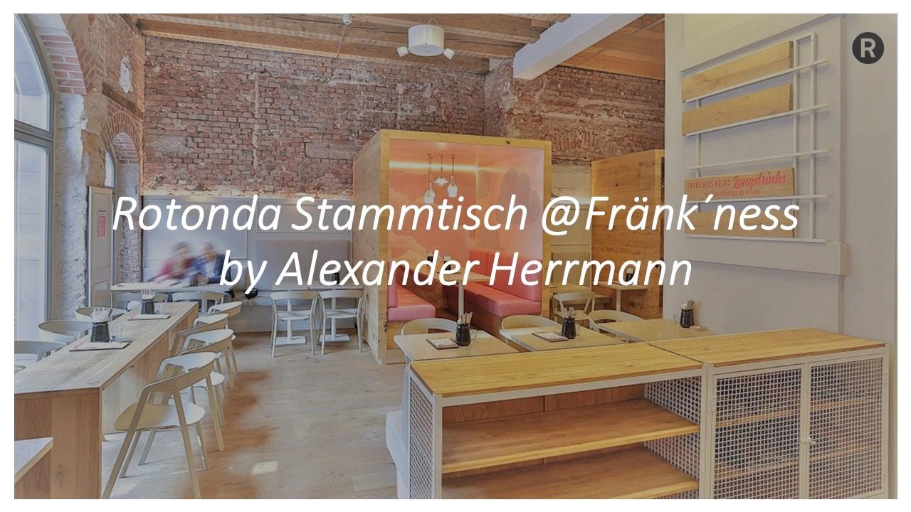 Rotonda Stammtisch @Fränk´ness by Alexander Herrmann