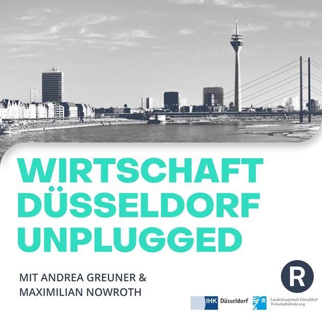 Wirtschaft Düsseldorf Unplugged: Live Video-Podcast