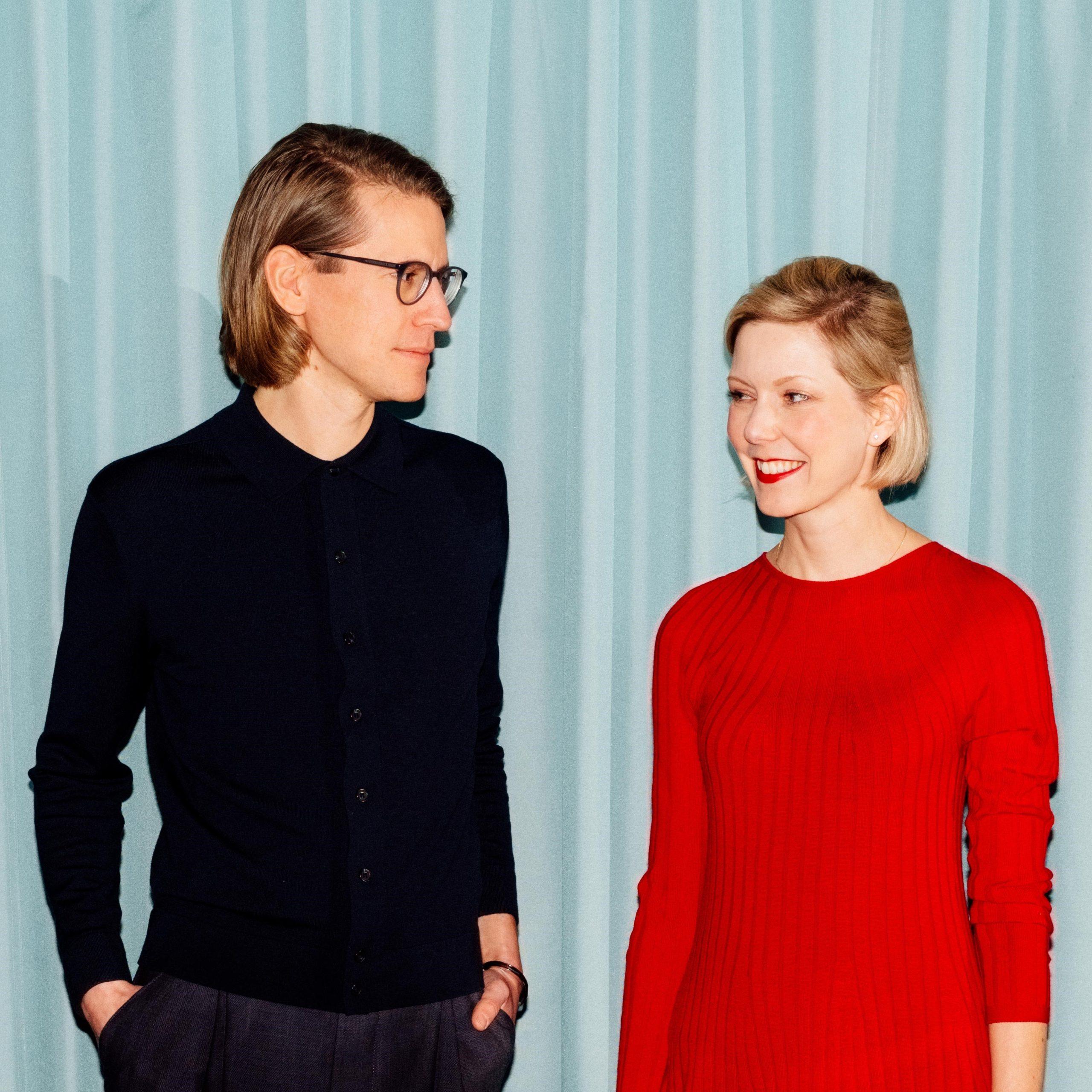 Vera und Philippe Henco