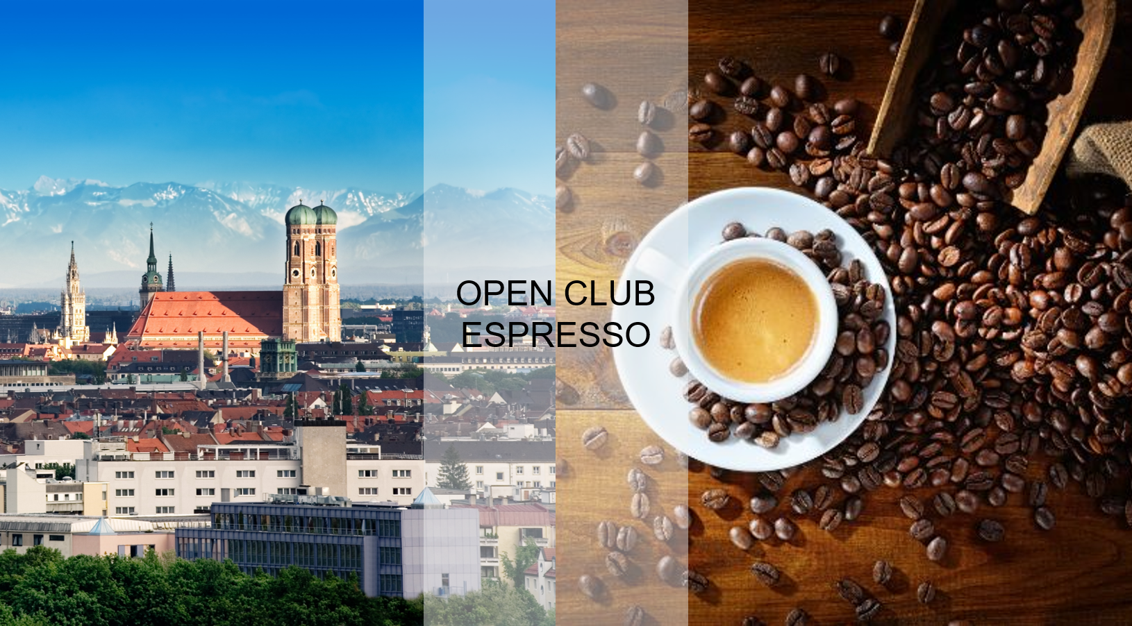 Open Club Espresso (München) - September