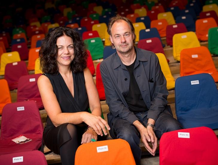 Christiane Oxenfort und Andreas Dahmen